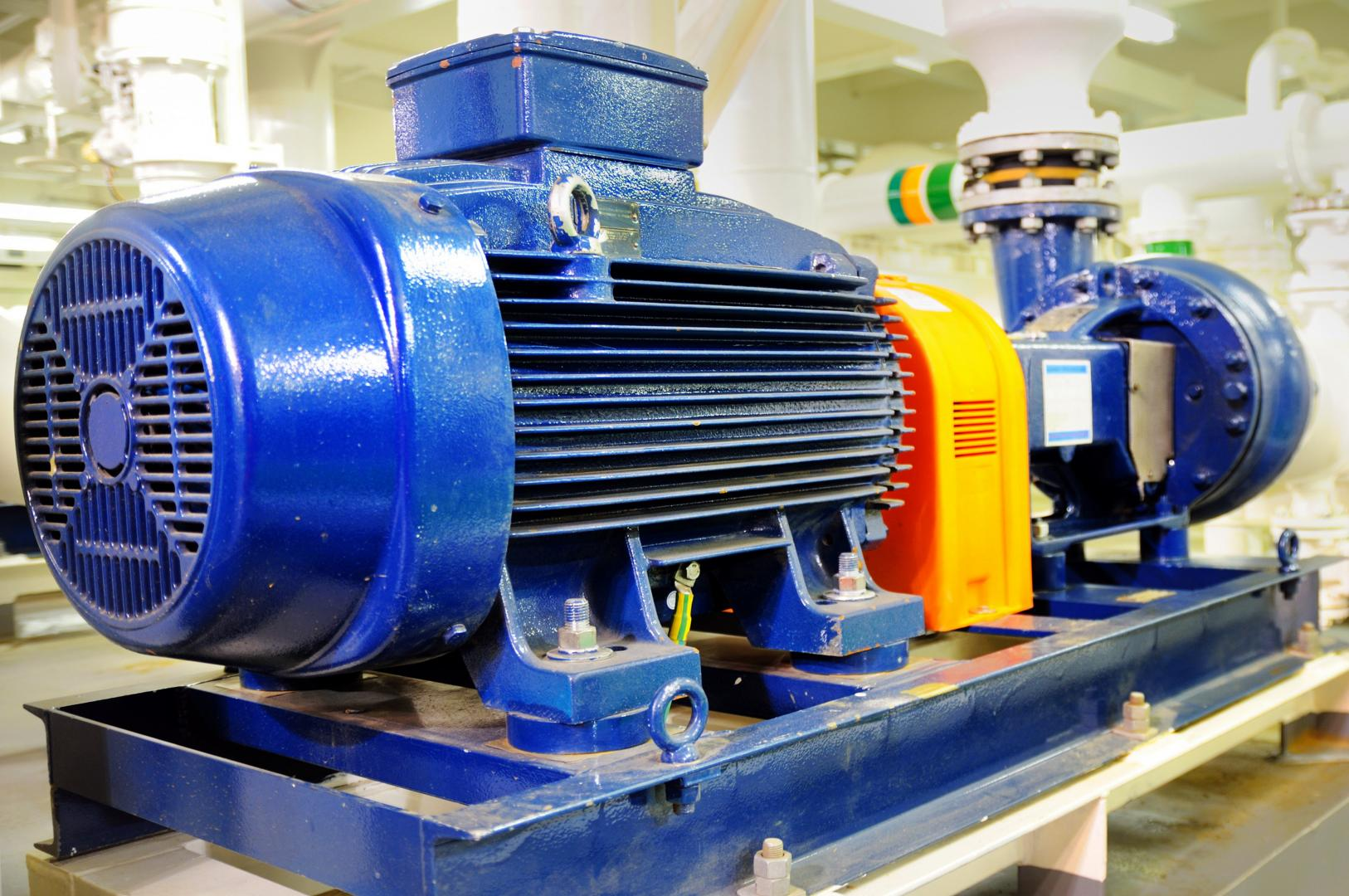 Sales of Electrical Motors & Pumps Manhattan